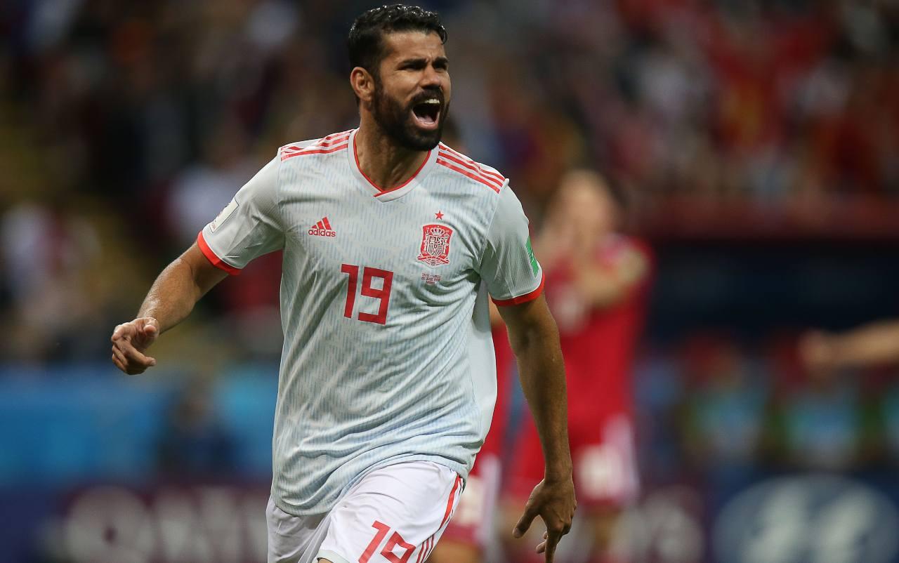 Diego Costa Milan