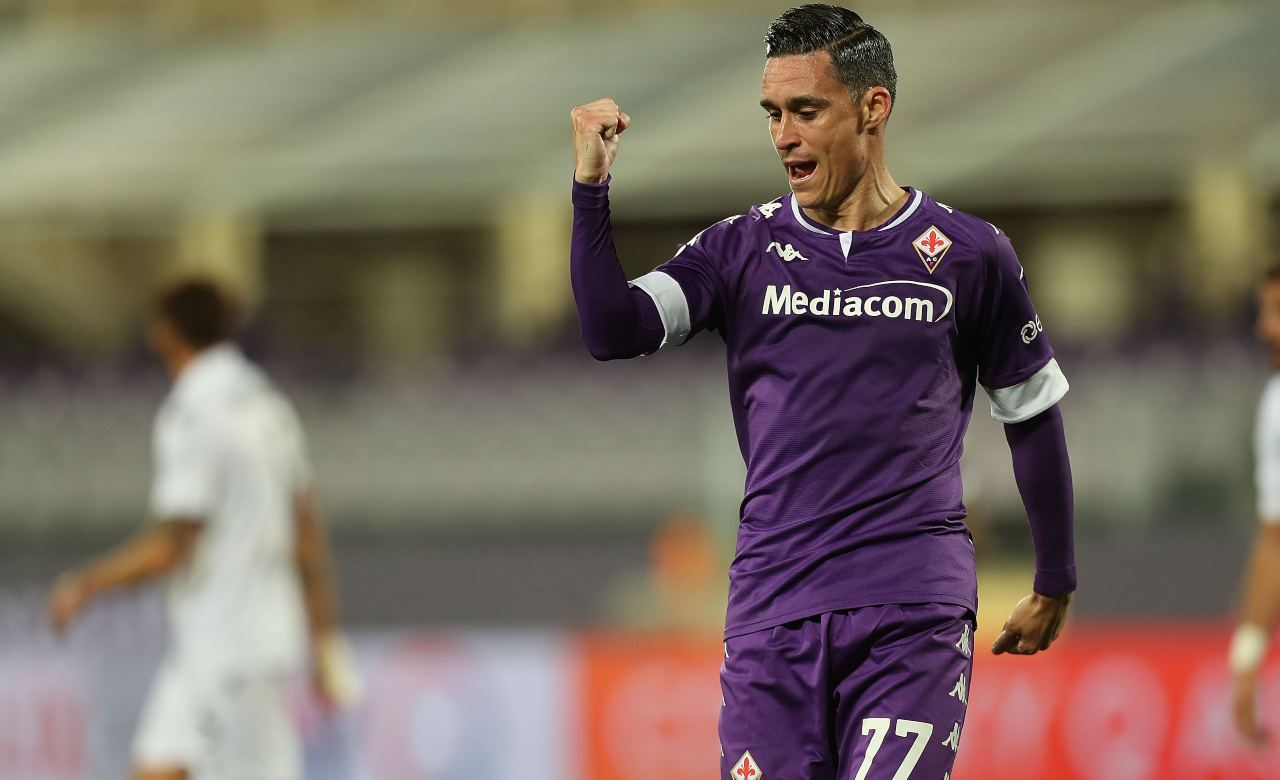 Fiorentina Callejon
