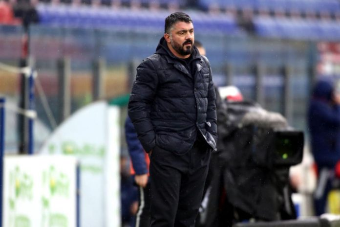 Napoli esonero Gattuso