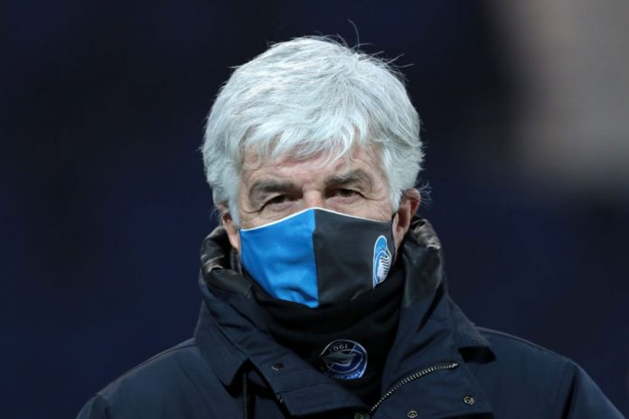 Atalanta real madrid gasperini