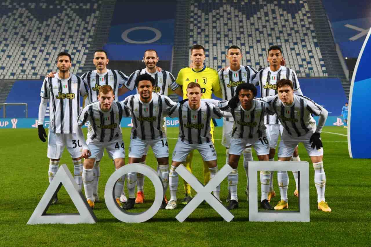Juventus Supercoppa Italiana