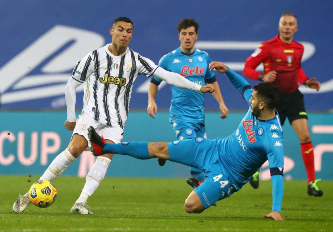 Cristiano Ronaldo Demme