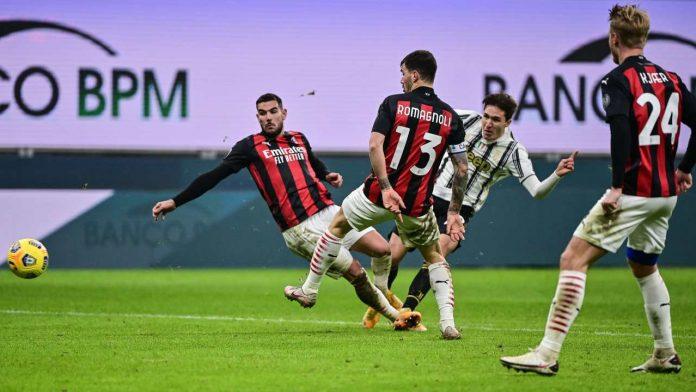 Milan Juventus Serie A