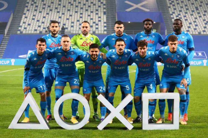 Napoli Supercoppa Italiana