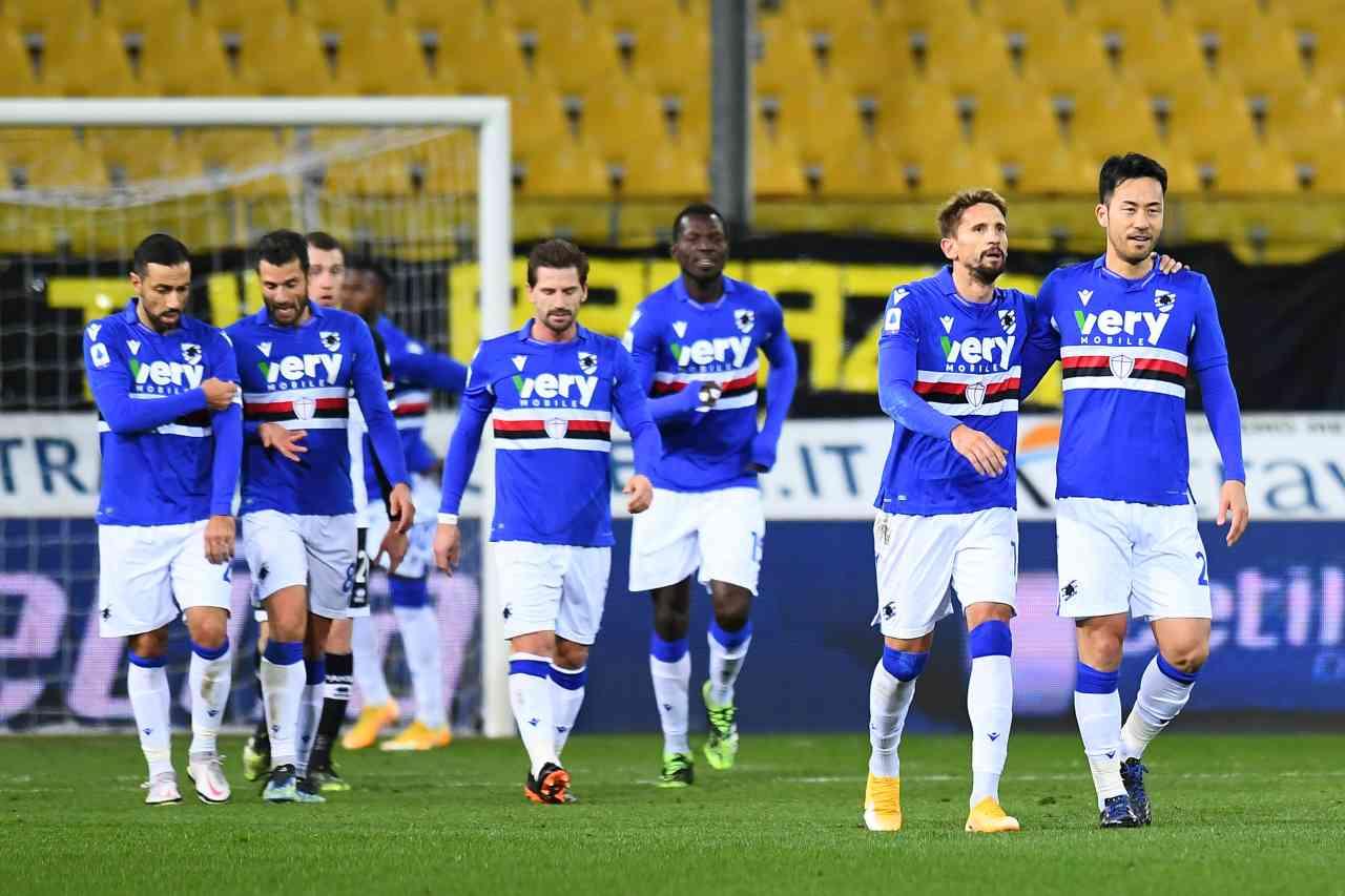 Parma-Sampdoria