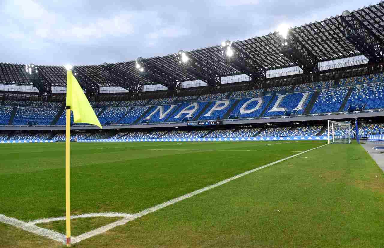 Serie A tifosi stadio