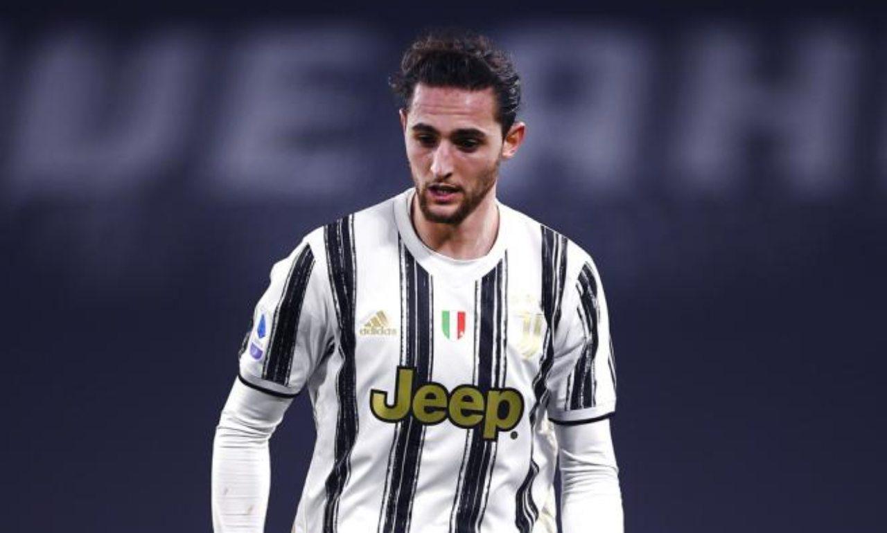 Calciomercato Juventus Rabiot