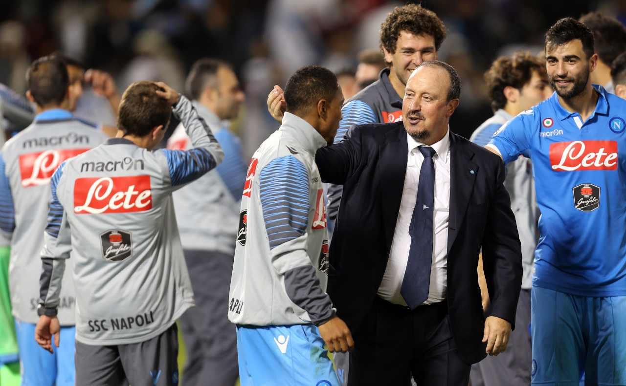 Benitez Napoli