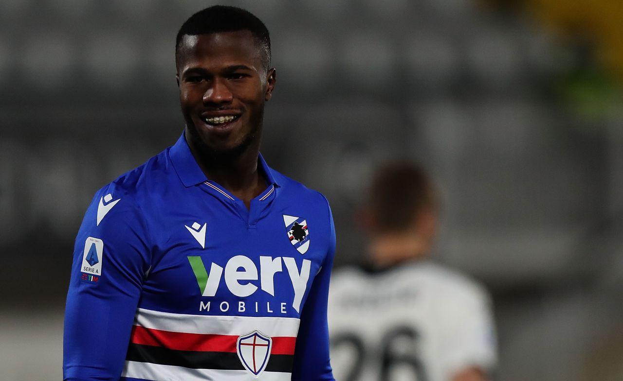 Calciomercato Sampdoria Keita Baldé