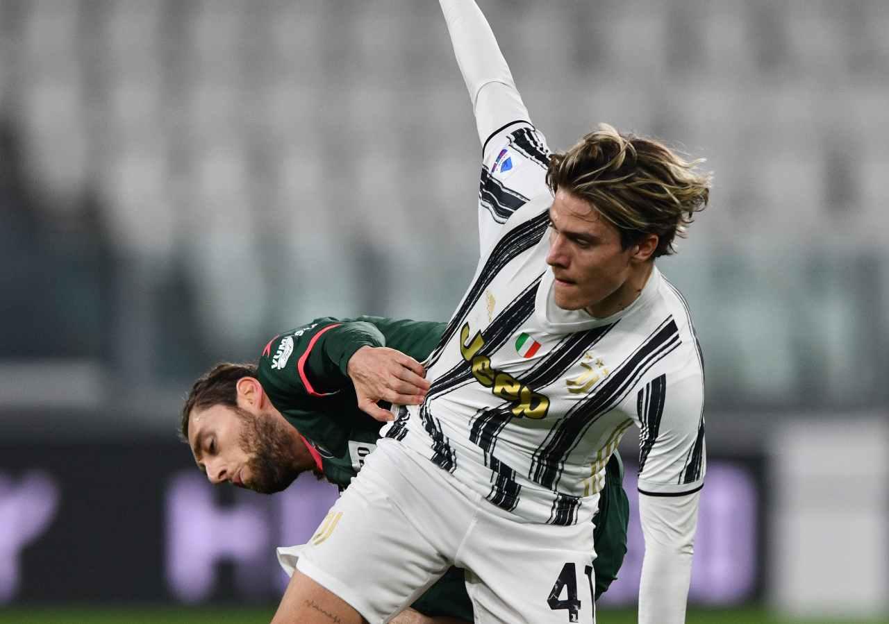 Calciomercato Juventus Fagioli