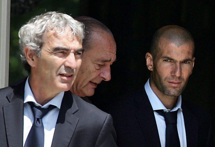 Domenech Zidane