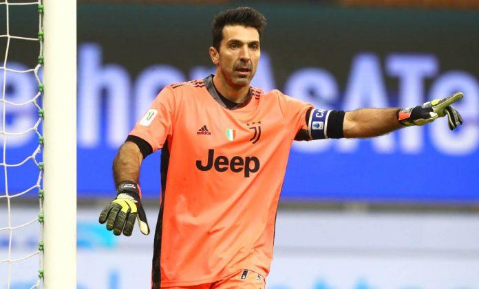 Juventus Buffon