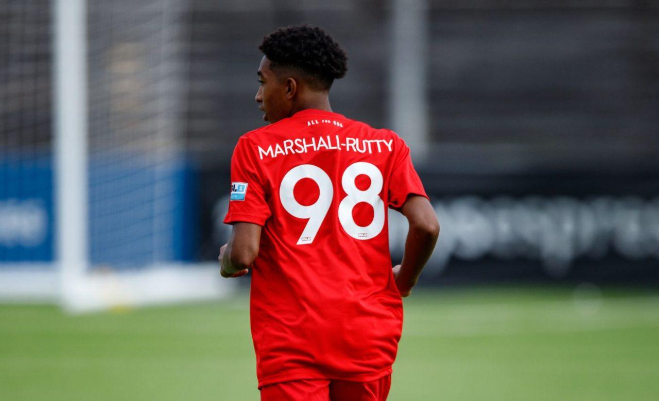 Juventus Marhshall-Rutty