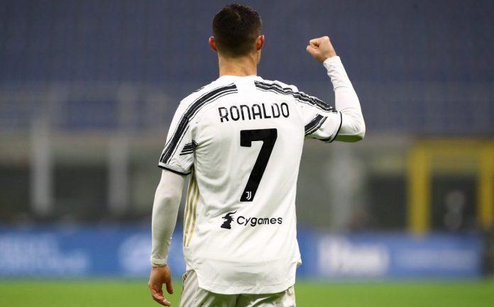 Juventus Cristiano Ronaldo maglia