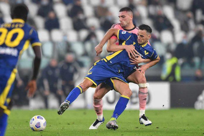 Hellas Verona Covid