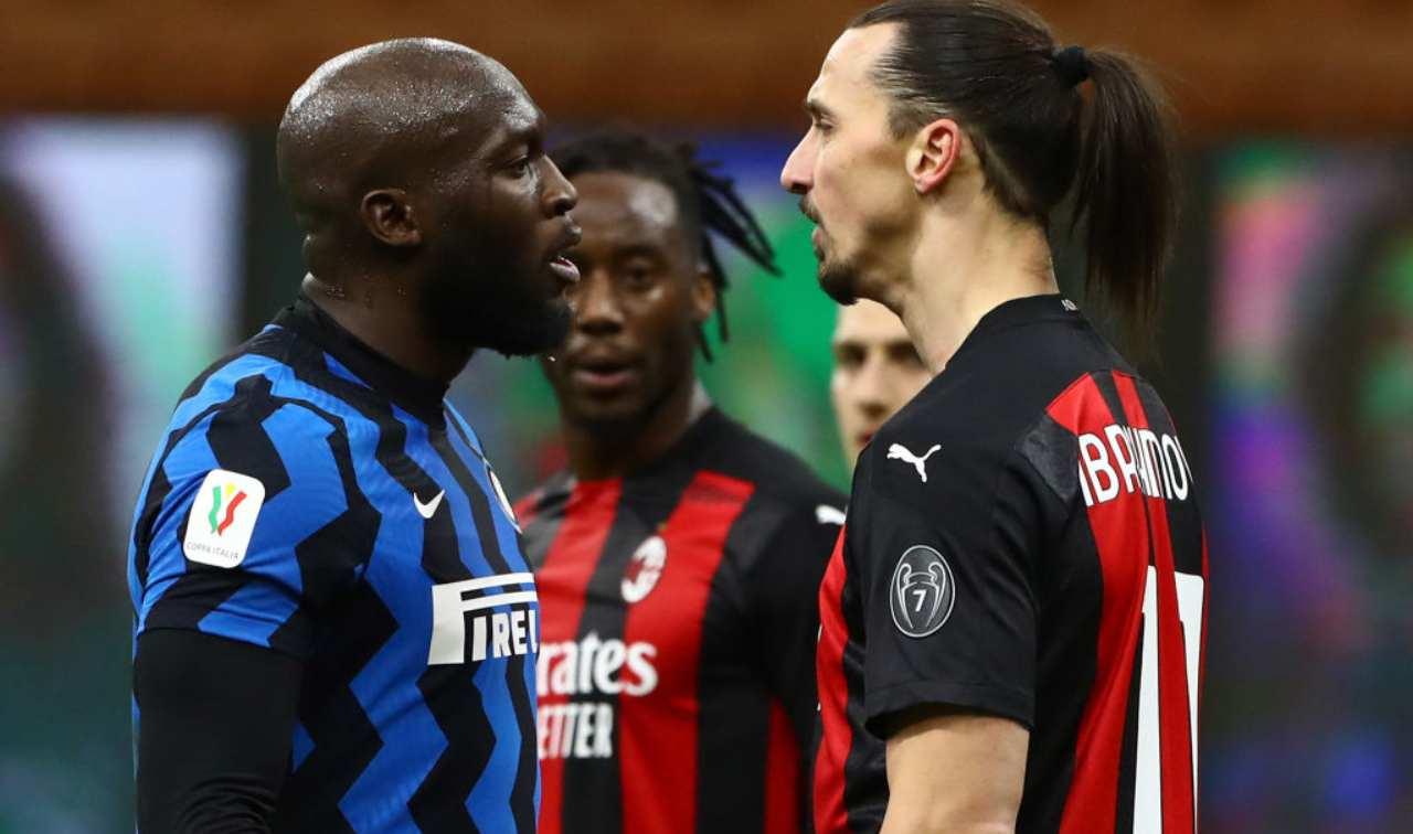 Milan Ibrahimovic su Lukaku