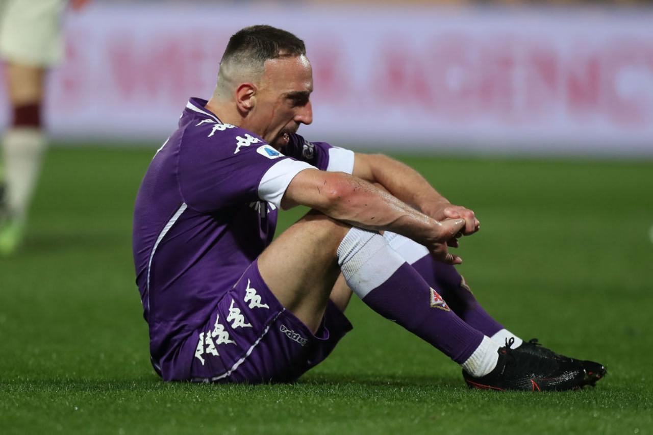 Calciomercato Lazio Ribery