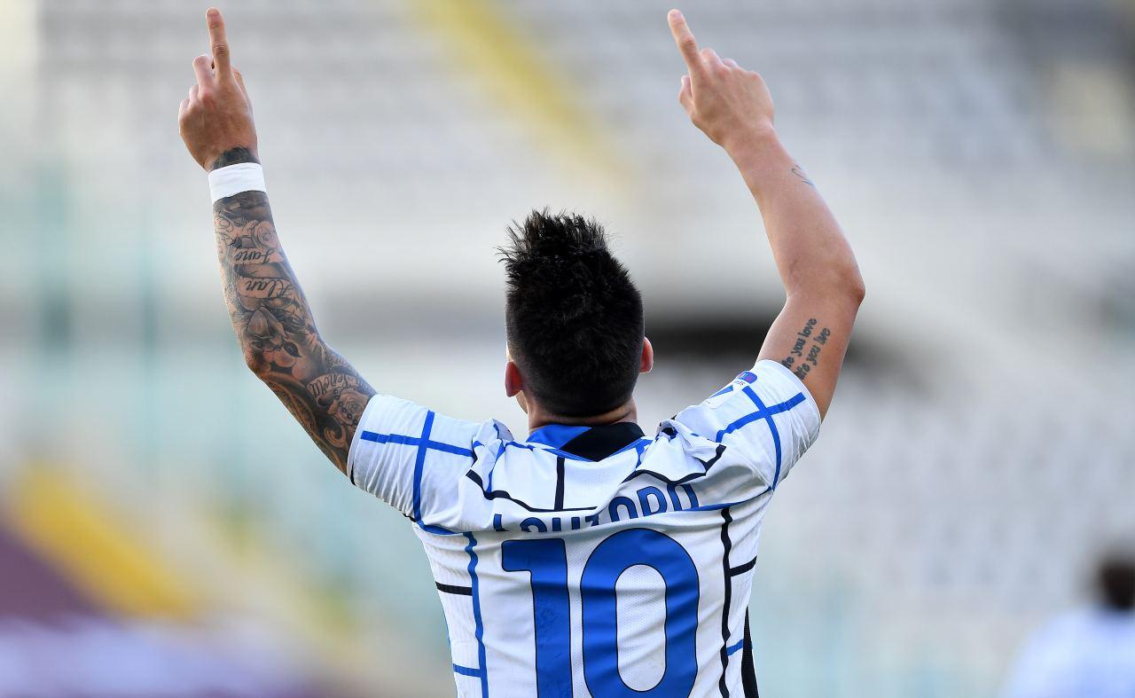 Inter Lautaro Martinez