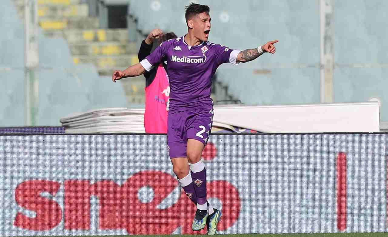 Martinez Quarta Fiorentina