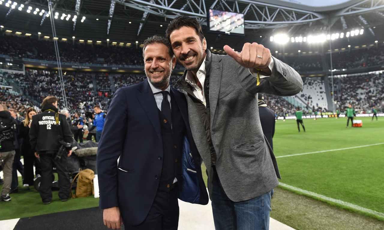 Mercato Juventus