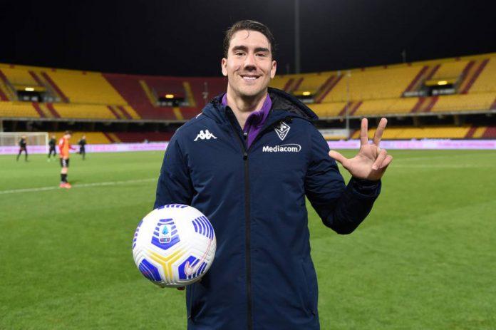 Calciomercato Juventus Dusan Vlahovic