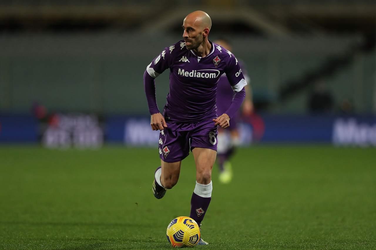 Fiorentina Borja Valero