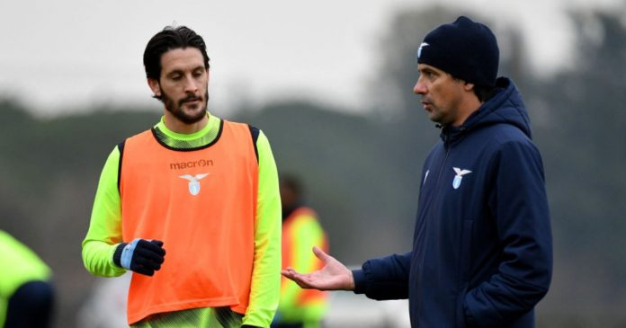 Luis Alberto Inzaghi Lazio