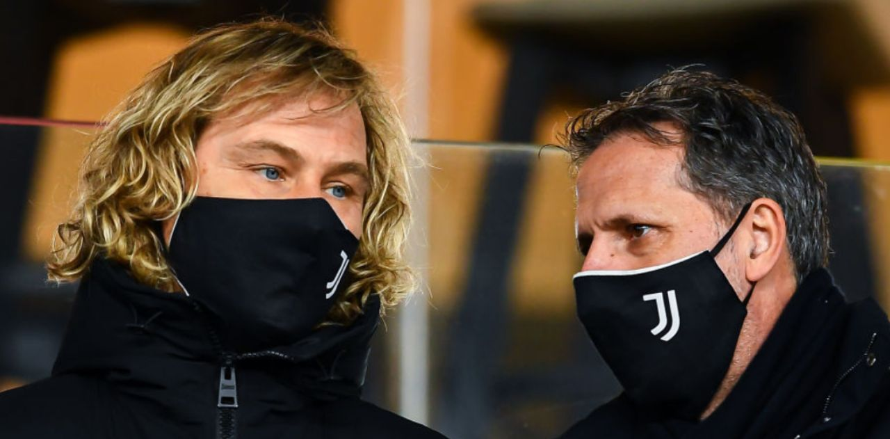Nedved Paratici Juventus