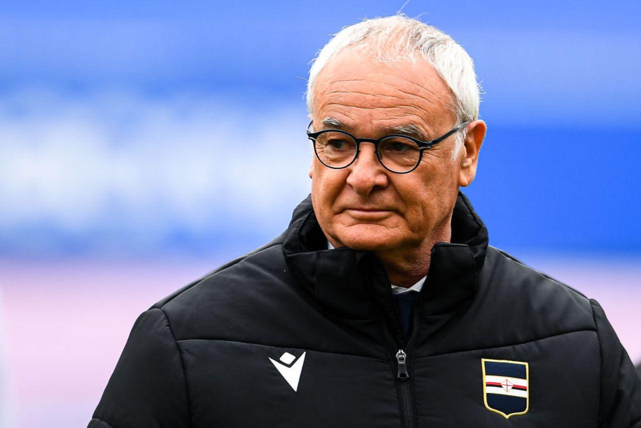 Calciomercato Sampdoria Ranieri