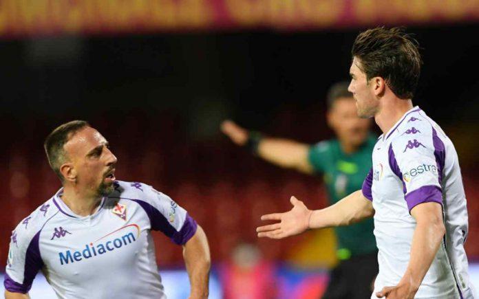 Calciomercato Fiorentina Ribery