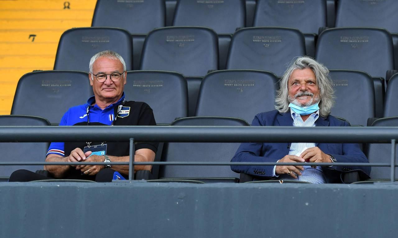 Sampdoria Ranieri Ferrero