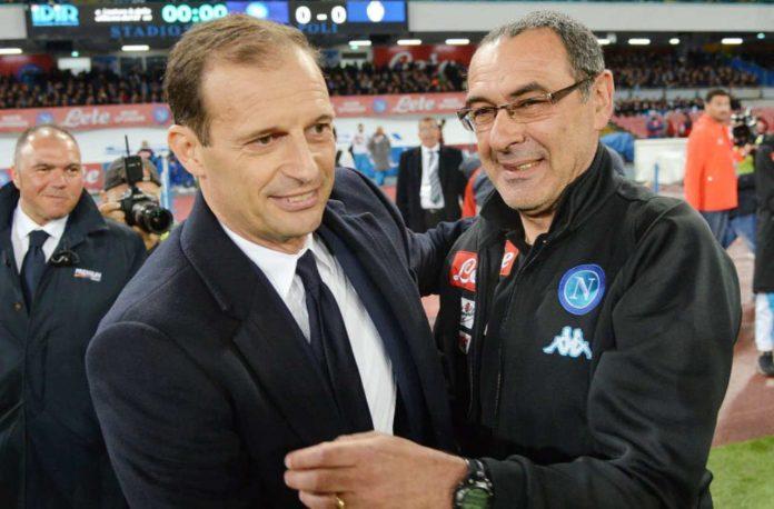 Calciomercato Napoli Allegri
