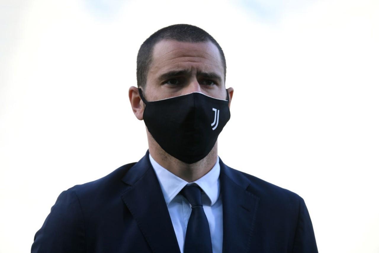 Bonucci infortunio Juventus