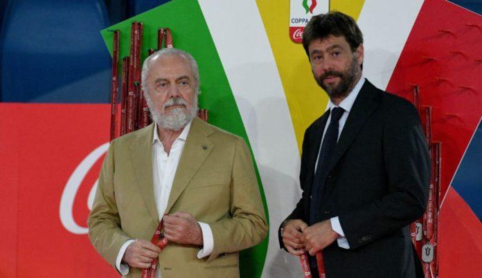 De Laurentiis Agnelli