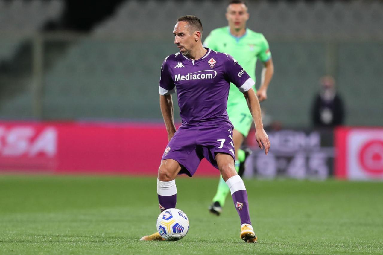 Ribery rinnovo Fiorentina
