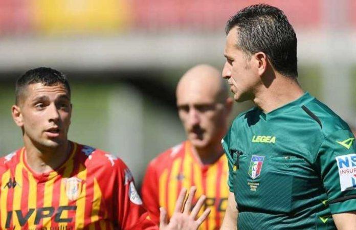 Foggia vs Mazzoleni